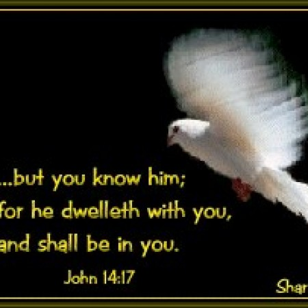 Jesus Promises Holy Spirit